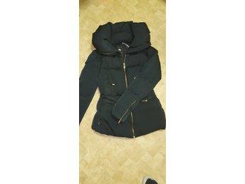 Zara women jacka vinterjacka (427149576) ᐈ Köp på Tradera