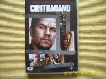 DVD - Contraband