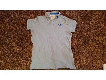 T-Shirts / Pike - Hollister - Storlek L - Street Casual - Lund - T-Shirts / Pike - Hollister - Storlek L - Street Casual - Lund