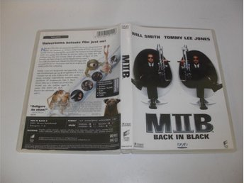 Men in black II  -  Back in black