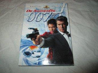 007 DIE ANOTHER DAY - PIERCE BROSNAN - 2 DISC - REPFRI - Sundsvall - 007 DIE ANOTHER DAY - PIERCE BROSNAN - 2 DISC - REPFRI - Sundsvall