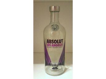 Absolut Vodka Los Angeles 750 ml - Sandviken - Absolut Vodka Los Angeles 750 ml - Sandviken