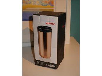 Stelton To Go 2.0 Koppar Copper 0.4L / Thermo Termo / NYTT