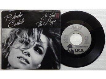 "BELINDA CARLISLE 'I Feel The Magic' 1986 US 7"" - Bröndby - BELINDA CARLISLE 'I Feel The Magic' 1986 US 7"" - Bröndby"