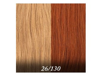 Tejpextensions - 26-130.Rosy Blond/Copper Red Light Blond
