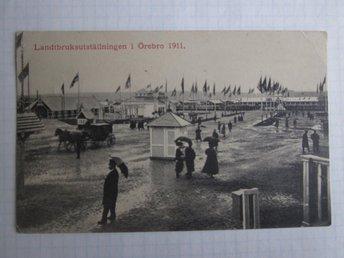 Örebro - Lantbruksutställningen 1911 - Segeltorp - Örebro - Lantbruksutställningen 1911 - Segeltorp