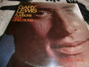 GARY LEWIS AND THE PLAYBOYS  LP NEW DIRECTIONS  SEALED