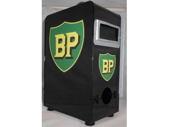 Bp bag in box plåt