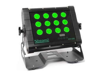 beamZ WH128 Wall Washer 12 x 8W Quad-LED IP65 DMX