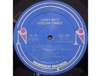 Lenny White - Venusian Summer - US Nemperor original - NM!