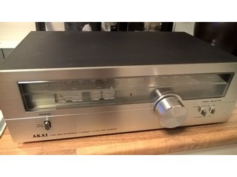 Akai AT-2250 Tuner i superfint skick,, mint condition..? Köp Nu 550 kr