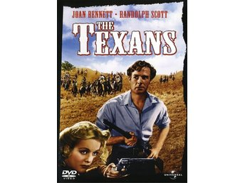 The Texans - 1938 (Randolph Scott, Joan Bennett)