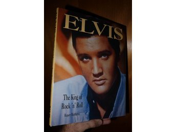 Elvis The King of Rock n Roll Bok om Elvis Presley