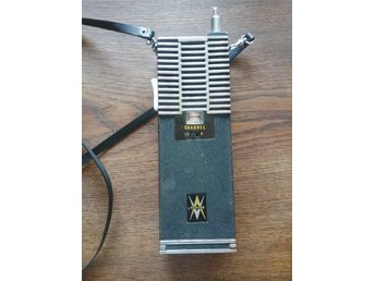 Walkie talkie Jaktradio Channel