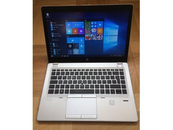 HP EliteBook Folio 9470M 14 Tum Core i5-3427U 1.8 Ghz 8GB +128 SSD Office 2016