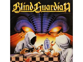 Blind Guardian -Battalions of fear lp black vinyl w/gatefold