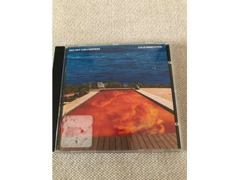 CD Red hot chili peppers, Californiacation