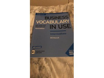 Business Vocabulary In Use av Bill Mascull