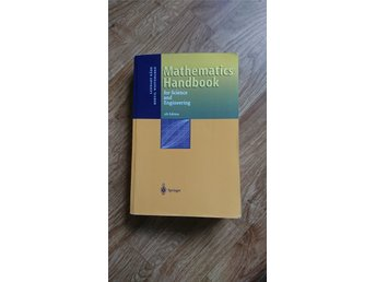 Mathematics Handbook For Science and Engineering Femte upplagan Råde m.fl BETA