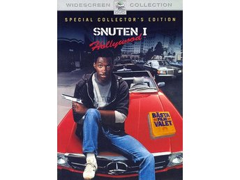 Snuten i Hollywood 1 (Eddie Murphy) - DVD