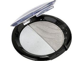 Eyeshadow /ögonskugga duo Silver star   Claudia