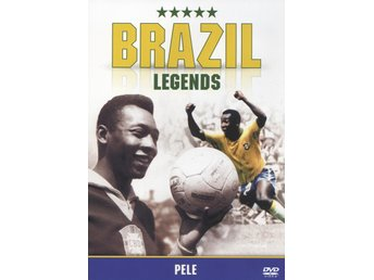 Football legends: Pele (DVD)