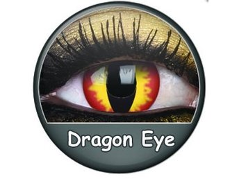 Färgade Linser Phantasee Dragon Eyes
