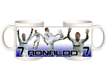 Mugg - Ronaldo Real Madrid & portugal spealare