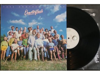 Quarterflash – Take Another Picture – LP