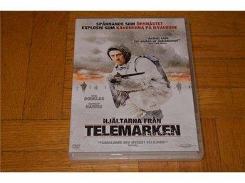 Hjältarna Från Telemarken ( Kirk Douglas Richard Harris ) DVD - Töre - Hjältarna Från Telemarken ( Kirk Douglas Richard Harris ) DVD - Töre