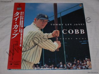 COBB - WIDESCREEN JAPAN LD