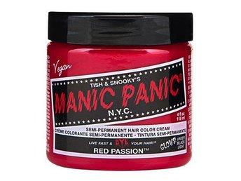 Manic Panic Hårfärg Semipermanent Red Passion Snabb Leverans - Varberg - Manic Panic Hårfärg Semipermanent Red Passion Snabb Leverans - Varberg
