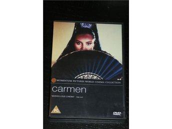 Carmen - DVD - Utgått - Svensk Text - Gävle - Carmen - DVD - Utgått - Svensk Text - Gävle