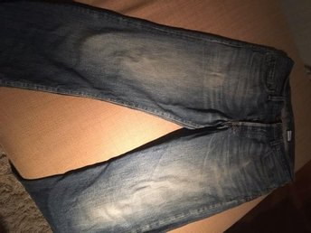 LEVI STRAUSS & CO 501 JEANS - 32/32