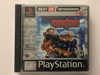 Gekido - Urban Fighters PS1