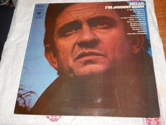 JOHNNY CASH--I m johnny cash. LP - Mellerud - JOHNNY CASH--I m johnny cash. LP - Mellerud