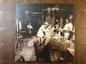 LP-skiva, Led Zeppelin, In Through The Out Door, 1979, SS 16002.