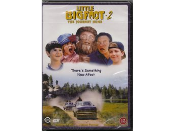 LITTLE BIGFOOT 2 - DVD (INPLASTAD)