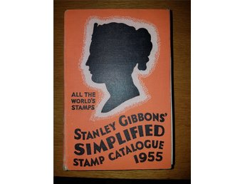 Stanley Gibbons Simplified Stamp Catalogue 1955 All the Worlds stamps