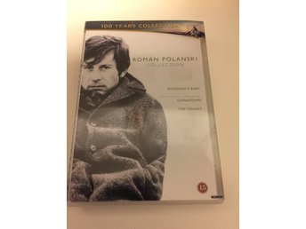 Roman Polanski 100 years collection. Svensksåld