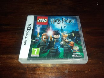 Lego Harry Potter Years 1-4, DS, Komplett!