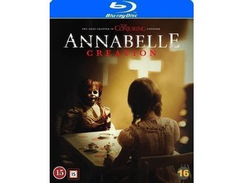 Annabelle 2 - Creation (Blu-ray)