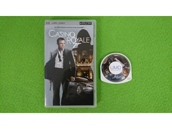 Casino Royale UMD FILM Psp Playstation Portable