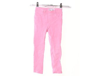 H&M, Leggings, Strl: 110, Rosa