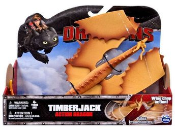 DreamWorks Dragons Timberjack Action Figure