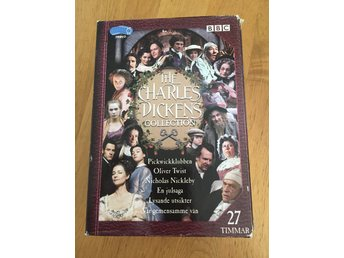 The Charles Dickens collection - 6 DVD filmer