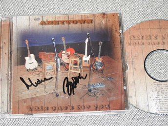 Aneytown - This one's for you CD (Signerad) CD-r