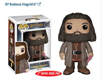 Funko POP! Harry Potter - Rubeus Hagrid 07