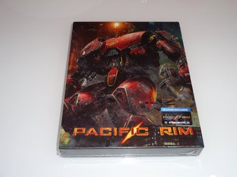 Pacific Rim 3D (Full Slip) - Blufans Exclusive Blu-ray Steelbook