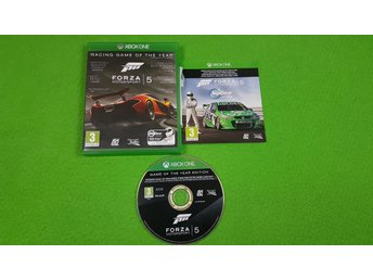 Forza 5 Racing Game of the Year Xbox One